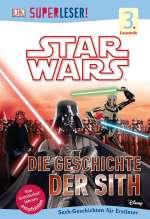 Star Wars - Die Geschichte der Sith Cover