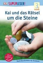 Kai und das Rätsel der Steine / Cover