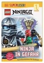 LEGO Ninjago - Ninja in Gefahr Cover