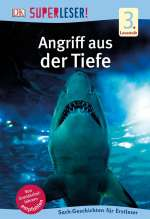 Angriff aus der Tiefe Cover