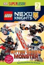 LEGO Nexo Knights - Ritter gegen Monster Cover