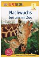Nachwuchs bei uns im Zoo Cover