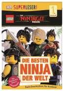 Die besten Ninja der Welt Cover