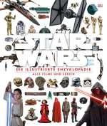 Star wars - die illustrierte Enzyklopädie Cover