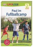 Paul im Fussballcamp Cover
