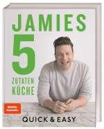 Jamies 5 Zutaten-Küche Cover
