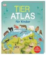 Tieratlas für Kinder Cover