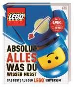 LEGO - Absolut alles was du wissen musst Cover