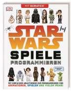 Star Wars Spiele programmieren mit Scratch Cover