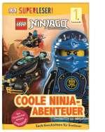 Lego Ninjago : Coole Ninja-Abenteuer  Cover