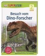 Besuch vom Dino-Forscher Cover