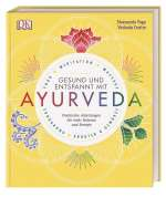 Gesund und entspannt mit Ayurveda Cover