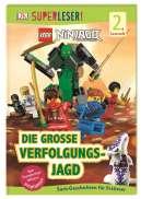 LEGO Ninjago - Die grosse Verfolgungsjagd Cover