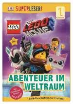 Abenteuer im Weltraum - The Lego Movie Cover