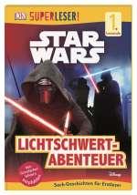 Lichtschwert-Abenteuer Cover