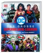 DC - das grosse Superhelden-Lexikon Cover