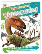 Superchecker! Dinosaurier Cover
