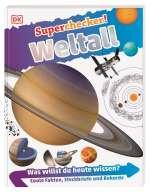 Superchecker! Weltall Cover