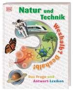 Natur und Technik? Weshalb? Deshalb! Cover