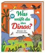 Was weisst du über Dinos? Cover