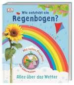 Wie entsteht ein Regenbogen? Cover