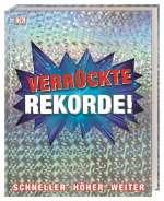 Verrückte Rekorde! Cover