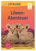 Löwen-Abenteuer Cover