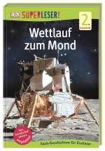 Wettlauf zum Mond Cover