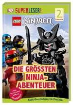 Die größten Ninja-Abenteuer Cover