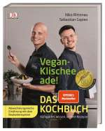 Vegan-Klischee ade! Das Kochbuch Cover