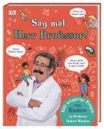 Sag mal, Herr Professor! Cover
