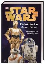 Galaktische Abenteuer Cover