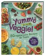 Yummy Veggie! Cover