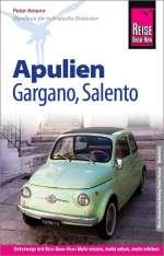Apulien mit Gargano und Salento Cover