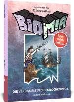 Biomia 4 ; Die Verdammten der Knocheninsel Cover