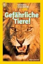 Gefährliche Tiere! Cover
