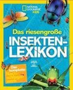 Das riesengrosse Insektenlexikon Cover