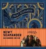 Phantastische Tierwesen und wo sie zu finden sind - Newt Scamander Cover