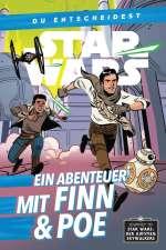 Du entscheidest Star Wars - Ein Abenteuer mit Finn & Poe Cover