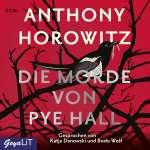 Die Morde von Pye Hall Cover