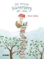 Der höchste Bücherberg der Welt Cover