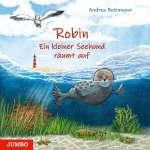 Robin - ein kleiner Seehund räumt auf Cover