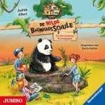 Die wilde Baumhausschule; Ein bärenstarker Rettungsplan Cover