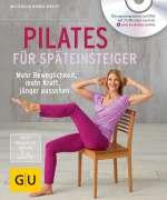 Pilates für Späteinsteiger Cover