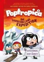 Die verschollene Expedition (Poptropica 2) Cover