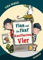 Finn und die fünf Knallharten Vier Cover