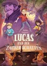 Lucas und der Zauberschatten Cover