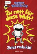 Jetzt rede ich! (Ruperts Tagebuch 1) Cover