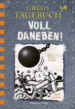 Gregs Tagebuch;Voll daneben! Cover