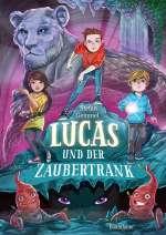 Lucas und der Zaubertrank Cover